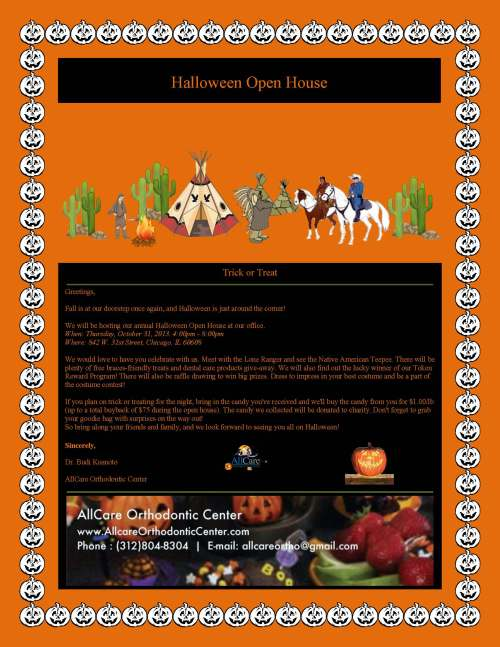 2013 Halloween Open House